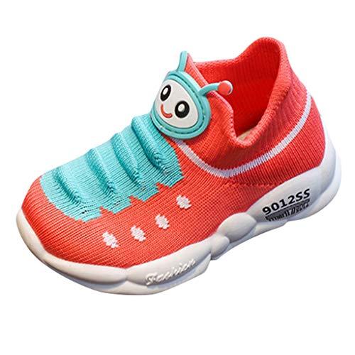 Children's cute cartoon trainers girls boys running sports boots shoes.