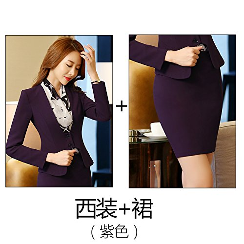 G WYMBS Spring clothing suit career women's clothes set