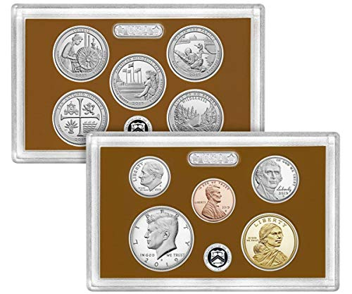 (2019 S 10 Coin Clad Proof Set in OGP with CoA Proof)
