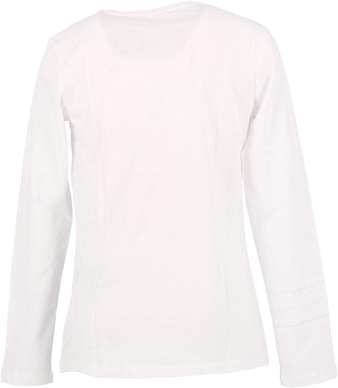 Guess J84I36K5M20 T-Shirt Bambina Bianco 16A