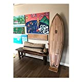 COR Surf Bamboo Surfboard Stand | Premium