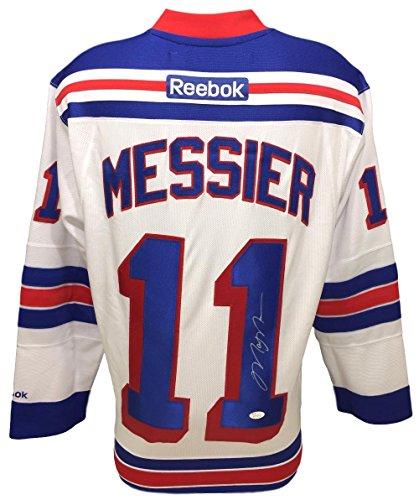 reputable site f15e4 a7b27 Mark Messier Rangers Memorabilia, Rangers Mark Messier ...