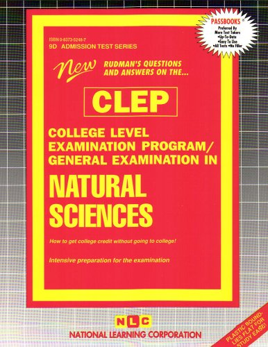 CLEP Natural Sciences (College-Level Examination Program)