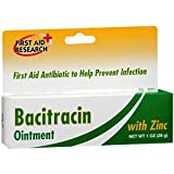 First Aid Research Corp Bacitracin-Zinc Oint Size: 1 Oz