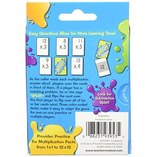 well-wreapped Edupress Teacher Created Resources Math Game Teaching ...
