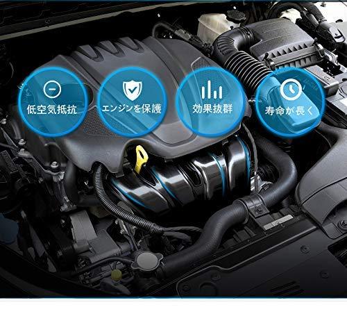 1.5L 1.5L Flash2ning Premium Engine Air Filter 17220-5AA-A00 Fits 2017 2018 Honda CR-V 2016-2018 Honda Civic