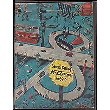 K-D Tools General Catalog #69-P 1969 automotive etc