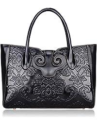 Floral Handbags For Women Designer Handbag Top Handle Shoulder Bags For Ladies