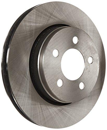 ACDelco 18A2469A Advantage Non-Coated Front Disc Brake Rotor