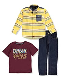Blac Label Little Boys' Toddler 3-Piece Outfit