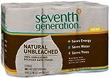 Seventh Generation Unbleached Bathroom Tissue - 12 pk