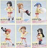 トイズワークスコレクション よんてんご 日常 nichijou 限定版 全6種 コンプリート BOX 日常の特濃 キャラアニ