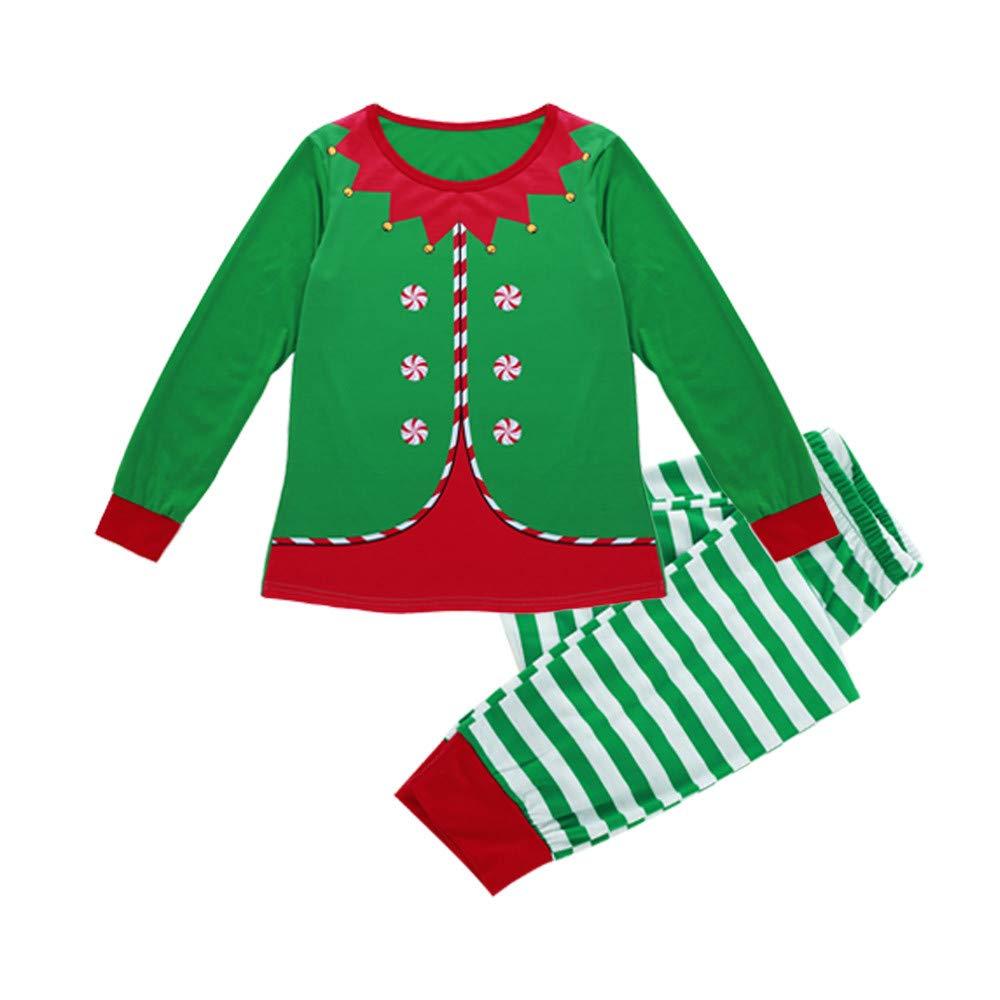 Weihnachten Schlafanzug Familien Outfit Mutter Vater Kind Baby ...