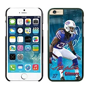 NFL Buffalo Bills Stephon Gilmore Case Cover For Apple Iphone 5/5S Black NFL Case Cover For Apple Iphone 5/5S 13211