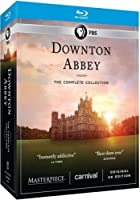 Downton Abbey: The Complete Collection [Blu-ray] from PBS