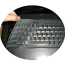 Silicone Keyboard Protector Skin Cover for Acer Aspire 5251, 5253, 5250, 5336, 5349, 5560, 5560G, 5552, 5552G, 5741, 5742, 5742Z, 5745, 5745G, 5740, 5750, 5750G, 5750Z, 5733, 5733Z, 5736Z, 5749, 5749Z, 5738DG, 5738PG, 5810, 5810T, 5820, 5820TG, 7739, 7739Z, 7551, 7551G, 7741, 7741Z, 7741ZG, 7741G, 7735Z, 7250, 7750G, 7750Z, 7560, 7560G, 7535, 7535G, 7540, 7540G, 7736G, 7551, 7552G, 8942, 8942G (if