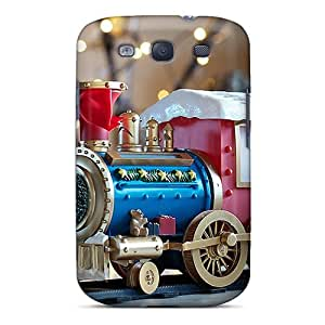 New Cute Funny Christmas Toys Case Cover/ Galaxy S3 Case Cover