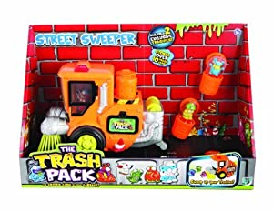 Trash Pack The Street Sweeper by Trash Pack