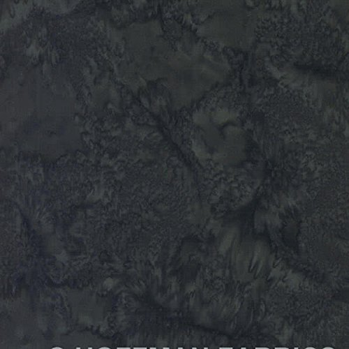 Hoffman Fabrics Bali Hand Dyed Watercolors Batik Black (Black Batik Fabric)