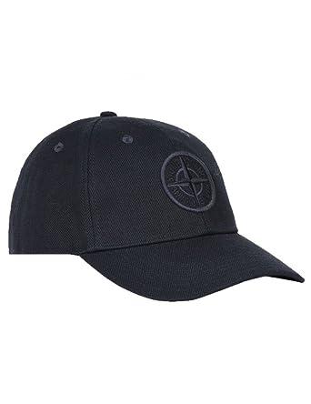 09c1f94854e Stone Island Navy Blue Cap Bucket Hat Fisher Cap - L