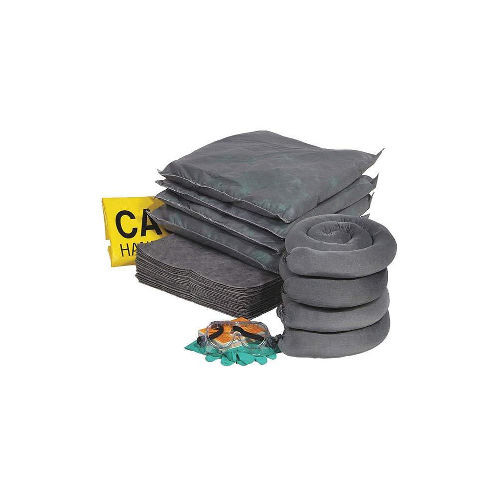SpillTech RSPKU-30 47 Piece Universal 30 gallon Spill Refill Kit