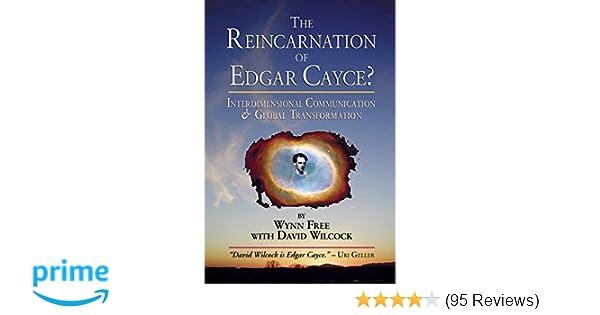Amazon com: The Reincarnation of Edgar Cayce?: Interdimensional