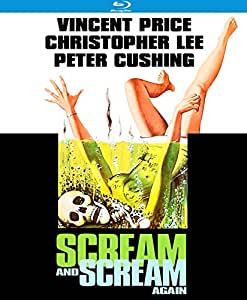 Scream and Scream Again (Special Edition) [Blu-ray]