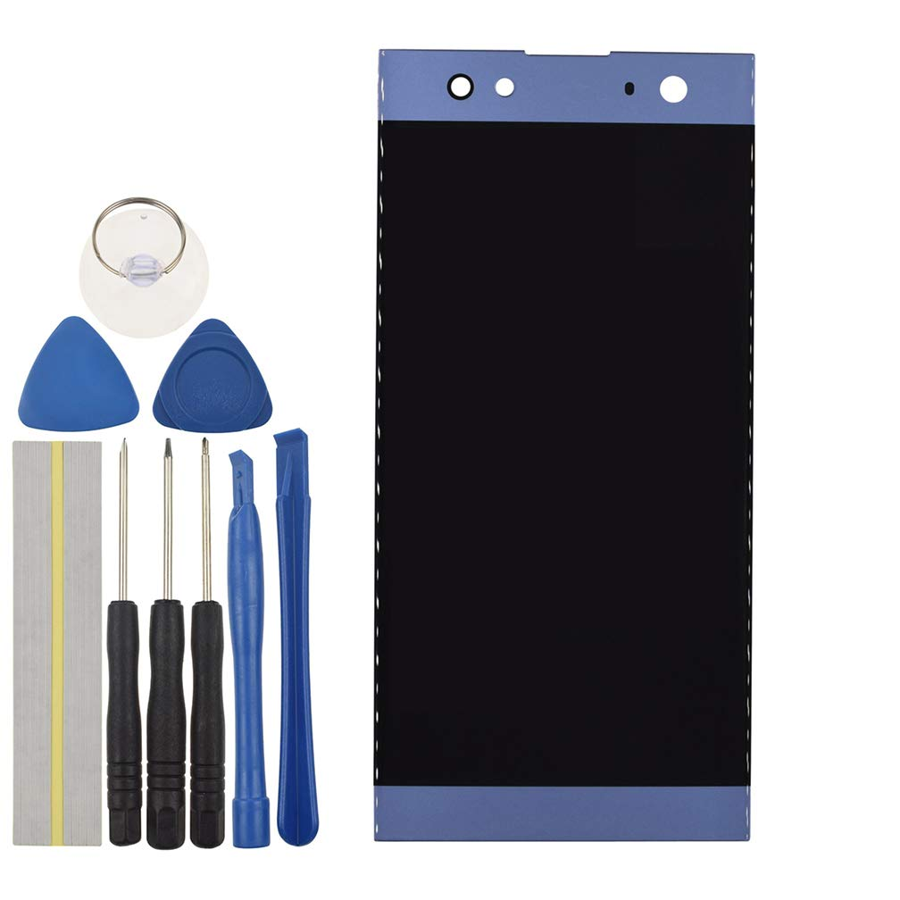 Modulo LCD Azul para Sony Xperia XA2 Ultra-Blue Complete LCD
