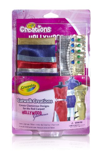 Crayola Hollywood Glam Theme Pack