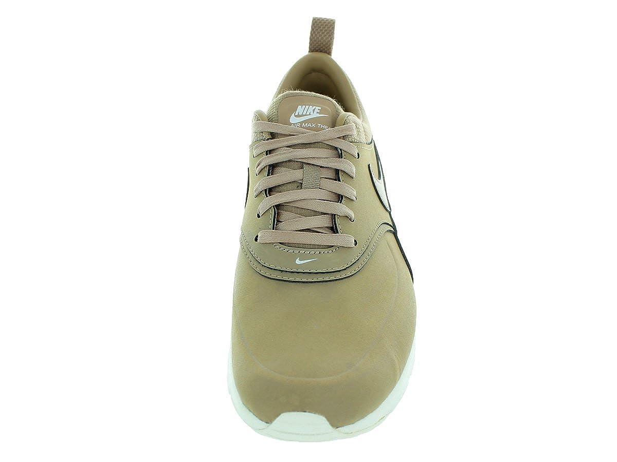 official photos 194b4 e4856 Nike WMNS Air Max Thea Prm, Women's Trainers, Beige (Desert Camo / Dsrt Camo-Strng-Sl),  8.5 UK (43 EU) (11 US): Amazon.co.uk: Shoes & Bags