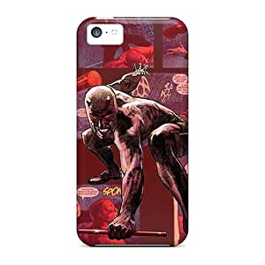 Protector Hard Cell-phone Cases For Iphone 5c (WlM16379Fyff) Allow Personal Design Beautiful Daredevil I4 Pictures