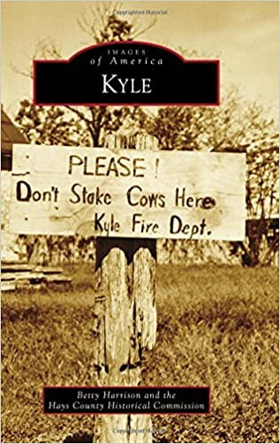 Book Kyle (Images of America) by Betty Harrison (2016-01-11)