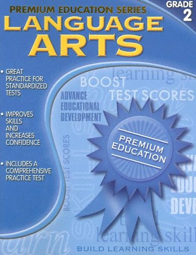 Language Arts: Grade 2 (Premium Education Series) by Brand: Learning Horizons