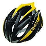 Image of Giro Ionos Bike Helmet, Matte Black / Yellow Livestrong, Small