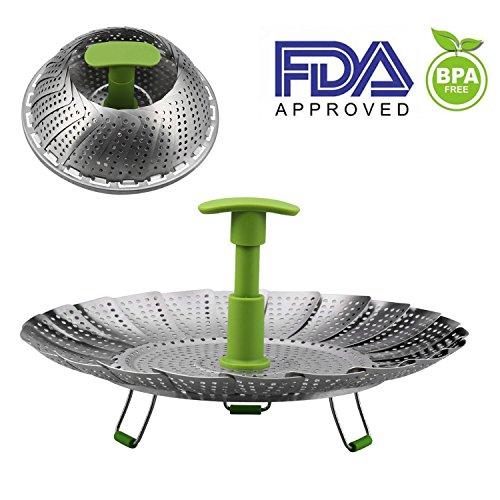 expandable steamer basket - 9