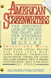 American Screenwriters, Thomas L. Wright and Karl Schanzer, 0380767279