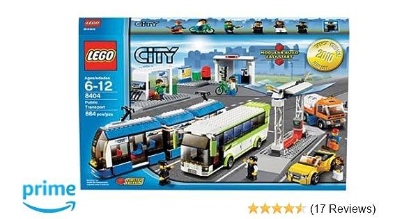 Amazon Lego Public Transport Station 8404 Toys Games