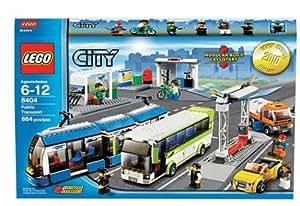 LEGO Public Transport Station (8404)