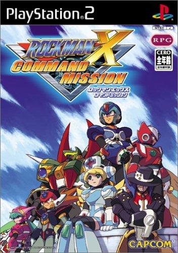 RockMan X Command Mission [Japan Import]
