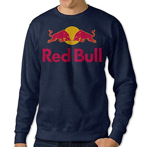 Men's Red Bull Logo Sweatshirt M