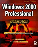 Windows 2000 Professional, Peter Dyson and Pat Coleman, 078212450X