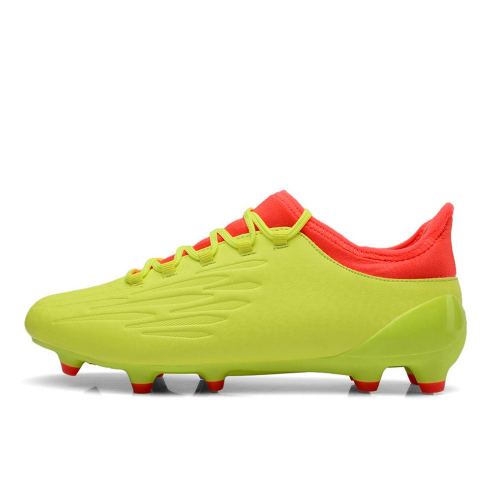 Shi18sport Klassische Neue Fußball Schuhe Spike Gebrochene Nägel Schwarze Turnschuhe Tragen Kunstrasen Jugend Training Schuhe Wm