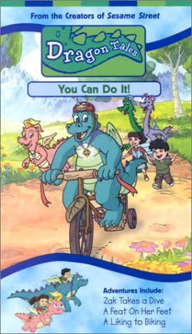 Dragon Tales - You Can Do It [VHS]