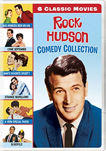 (Rock Hudson Comedy Collection)