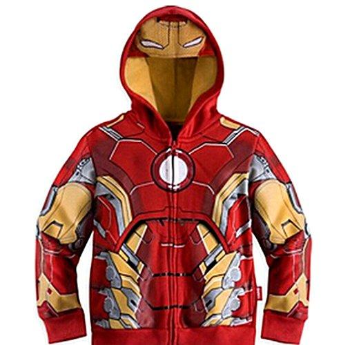 Superhero Jacket - 7