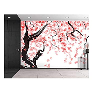 Large Wall Mural Japanese Cherry T Wall Murals Wall26