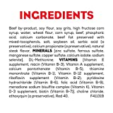 Purina Moist & Meaty Wet Dog Food, Steak Flavor