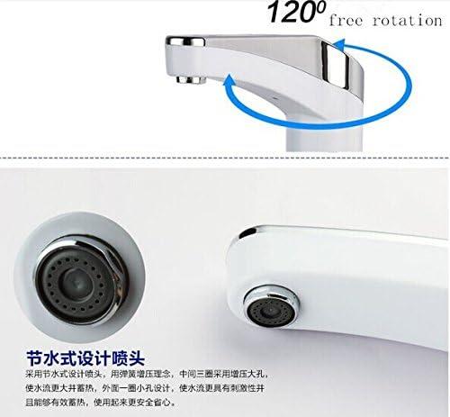 Intelligent LCD /électrique chauffage Cuisine Robinet eau chaude instantan/ée Robinet chauffe-eau