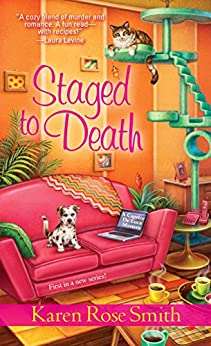 Staged to Death (A Caprice De Luca Mystery Book 1) by [Smith, Karen Rose]