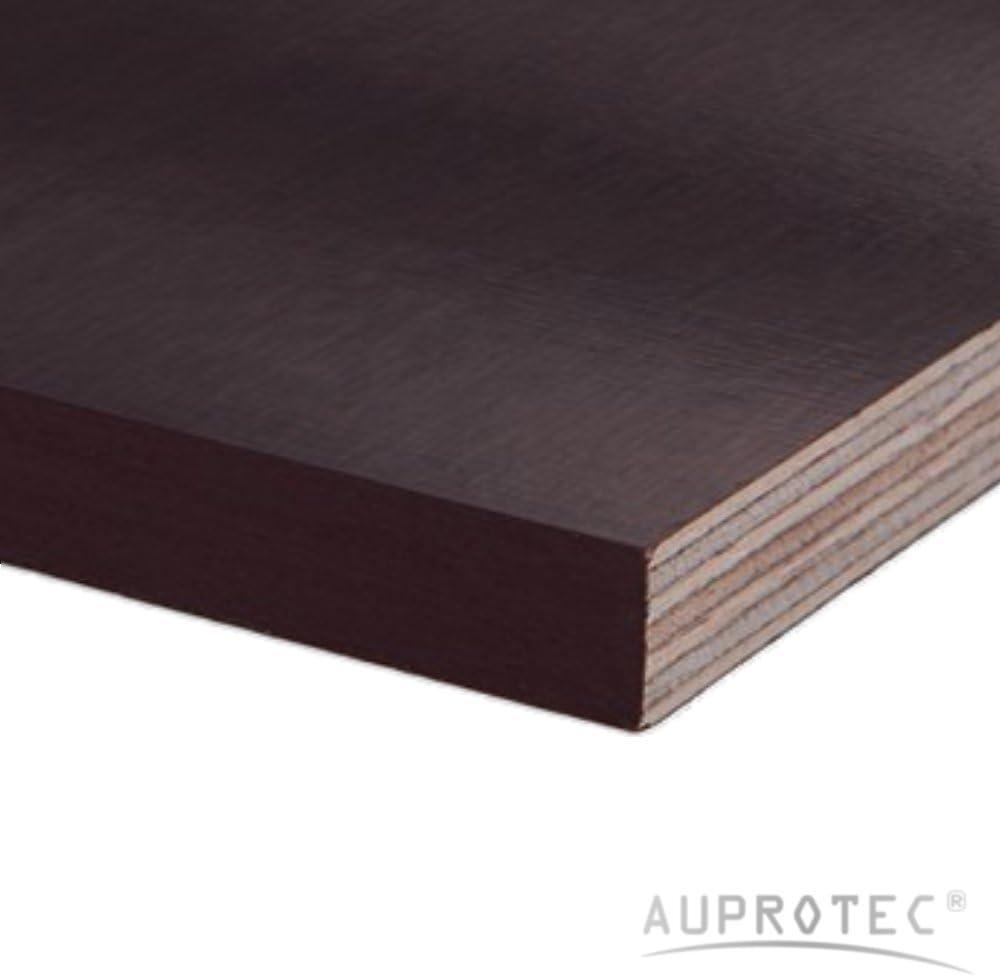 125 x 10 cm Siebdruckplatten 21mm 49,90/€m/² Siebdruckplatte Siebdruck Sperrholz Birke Anh/änger NEU